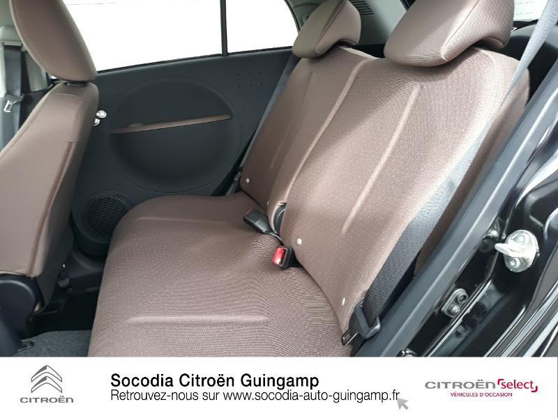 Photo 10 de l'offre de CITROEN C-Zero Confort à 15800€ chez Socodia - Citroën Guingamp