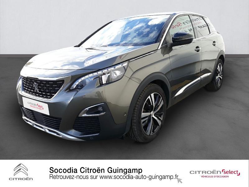 Photo 1 de l'offre de PEUGEOT 3008 1.5 BlueHDi 130ch E6.c GT Line S&S EAT8 à 25990€ chez Socodia - Citroën Guingamp