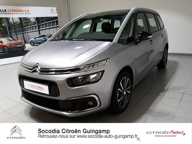 Photo 17 de l'offre de CITROEN Grand C4 SpaceTourer BlueHDi 160ch S&S Feel EAT8 E6.d-TEMP à 29990€ chez Socodia - Citroën Guingamp