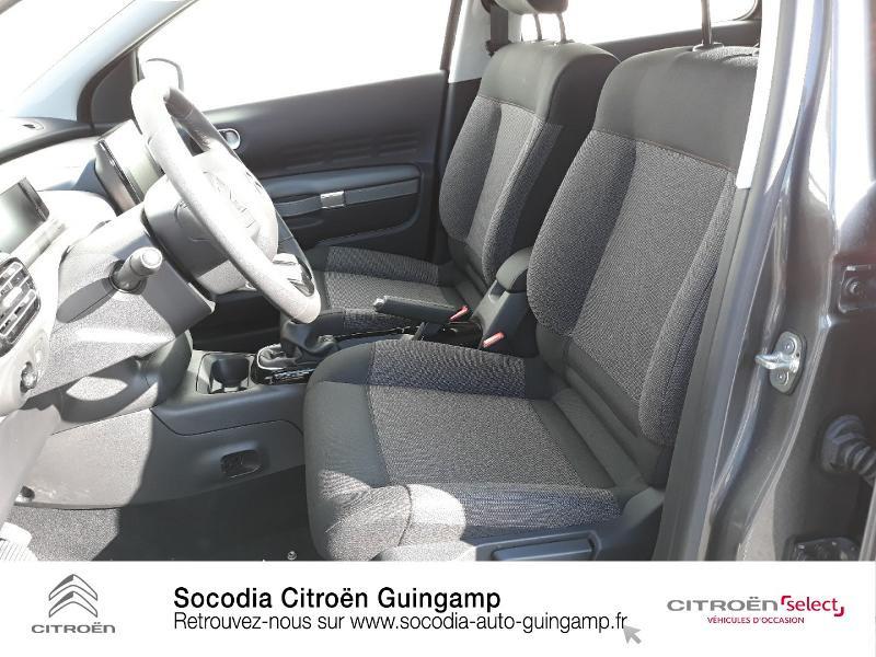 Photo 9 de l'offre de CITROEN C4 Cactus BlueHDi 100ch S&S Feel E6.d à 17990€ chez Socodia - Citroën Guingamp