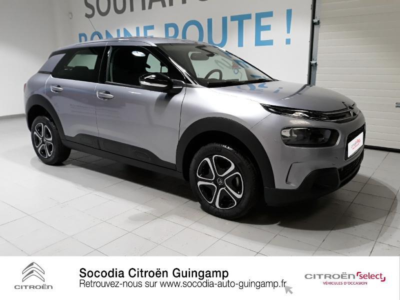 Photo 3 de l'offre de CITROEN C4 Cactus BlueHDi 100ch S&S Feel E6.d à 17990€ chez Socodia - Citroën Guingamp
