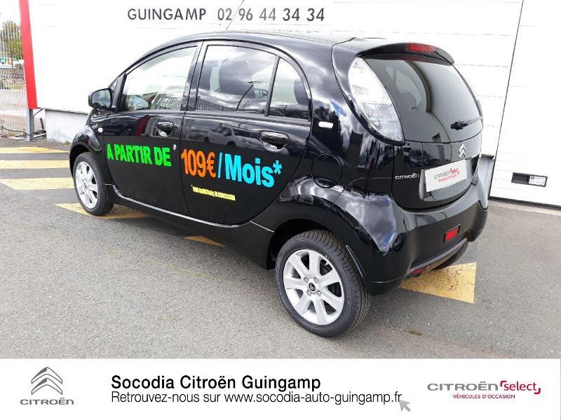 Photo 7 de l'offre de CITROEN C-Zero Confort à 15800€ chez Socodia - Citroën Guingamp
