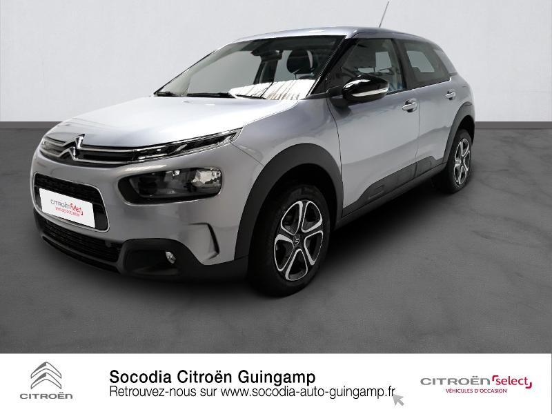 Photo 1 de l'offre de CITROEN C4 Cactus BlueHDi 100ch S&S Feel E6.d à 17990€ chez Socodia - Citroën Guingamp
