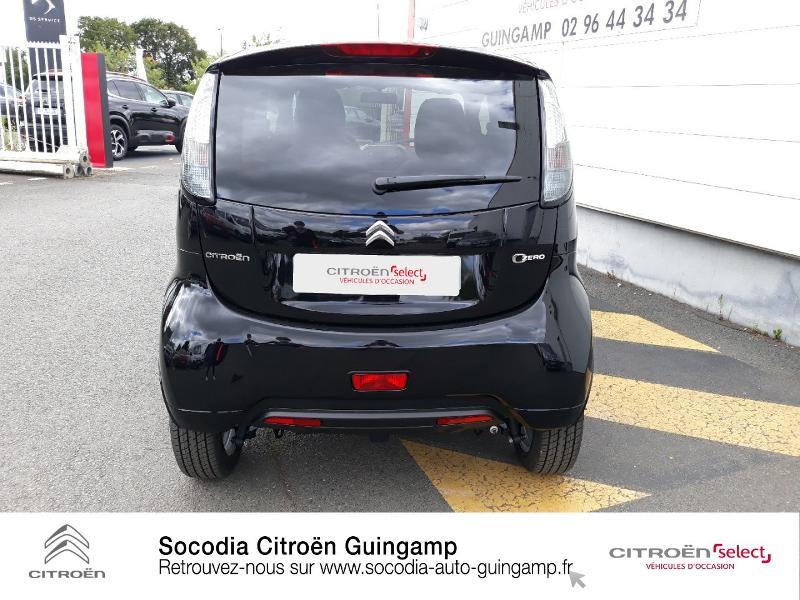 Photo 5 de l'offre de CITROEN C-Zero Confort à 15800€ chez Socodia - Citroën Guingamp