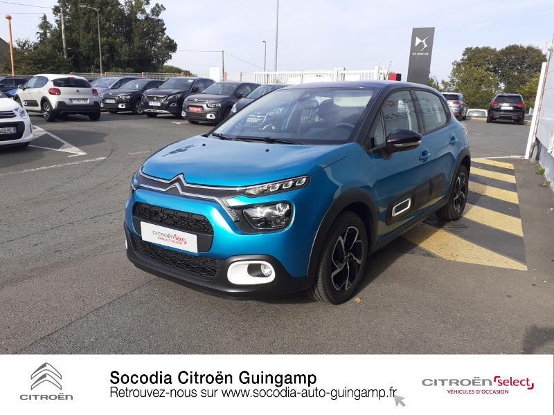 Photo 16 de l'offre de CITROEN C3 1.5 BlueHDi 100ch S&S Shine à 19990€ chez Socodia - Citroën Guingamp