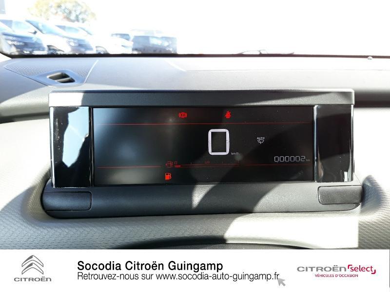 Photo 12 de l'offre de CITROEN C4 Cactus BlueHDi 100ch S&S Feel E6.d à 17990€ chez Socodia - Citroën Guingamp
