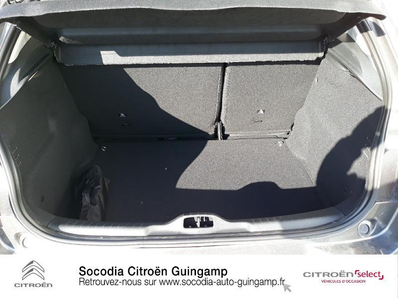 Photo 6 de l'offre de CITROEN C4 Cactus BlueHDi 100ch S&S Feel E6.d à 17990€ chez Socodia - Citroën Guingamp