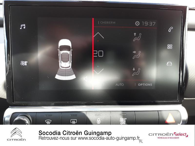 Photo 15 de l'offre de CITROEN C4 Cactus BlueHDi 100ch S&S Feel E6.d à 17990€ chez Socodia - Citroën Guingamp