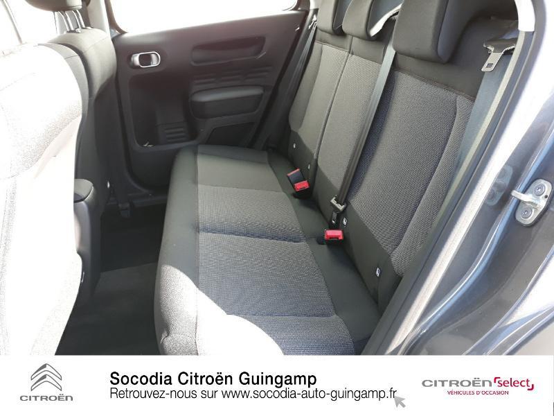 Photo 10 de l'offre de CITROEN C4 Cactus BlueHDi 100ch S&S Feel E6.d à 17990€ chez Socodia - Citroën Guingamp