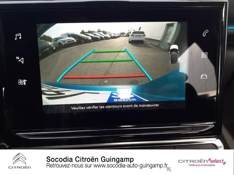 Photo 13 de l'offre de CITROEN C3 1.5 BlueHDi 100ch S&S Shine à 19990€ chez Socodia - Citroën Guingamp