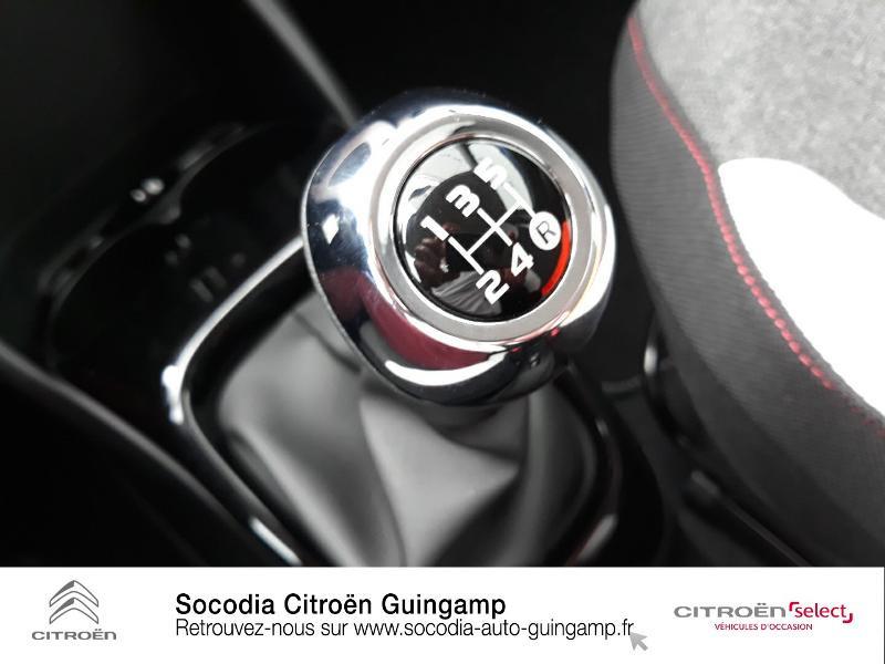 Photo 15 de l'offre de CITROEN C1 VTi 72 S&S Urban Ride 5p E6.d-TEMP à 13422€ chez Socodia - Citroën Guingamp