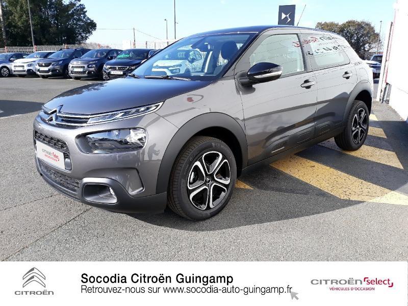 Photo 16 de l'offre de CITROEN C4 Cactus BlueHDi 100ch S&S Feel E6.d à 17990€ chez Socodia - Citroën Guingamp
