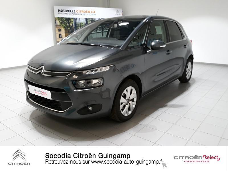 Photo 18 de l'offre de CITROEN C4 Picasso BlueHDi 120ch Intensive S&S à 13990€ chez Socodia - Citroën Guingamp