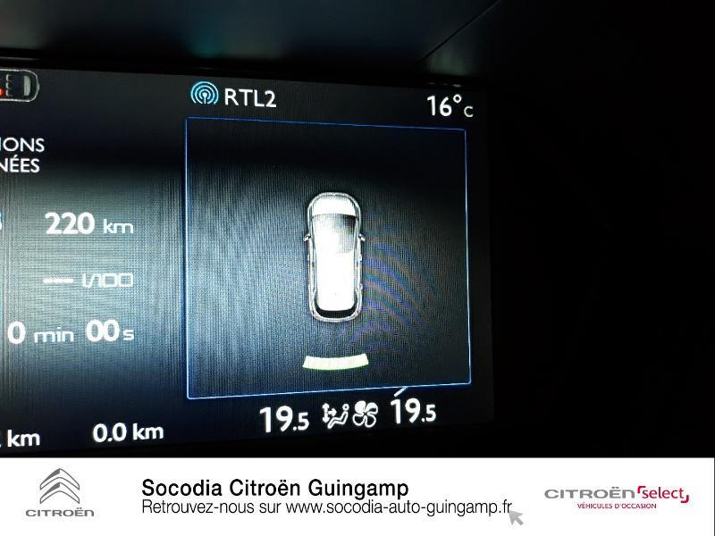 Photo 15 de l'offre de CITROEN C4 Picasso BlueHDi 120ch Intensive S&S à 13990€ chez Socodia - Citroën Guingamp