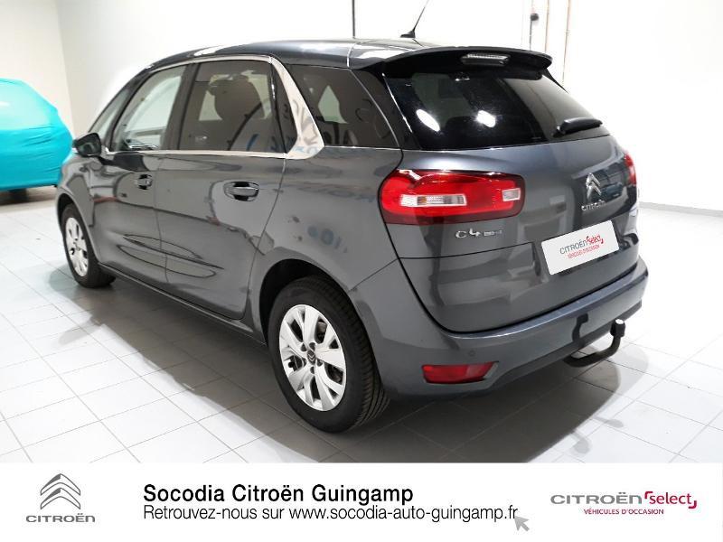 Photo 7 de l'offre de CITROEN C4 Picasso BlueHDi 120ch Intensive S&S à 13990€ chez Socodia - Citroën Guingamp