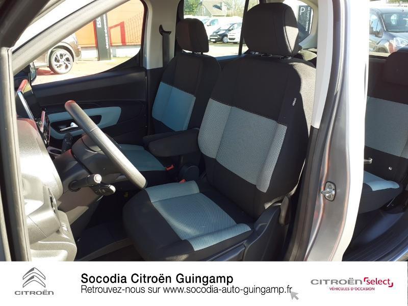 Photo 9 de l'offre de CITROEN Berlingo M BlueHDi 130ch S&S Feel à 24400€ chez Socodia - Citroën Guingamp