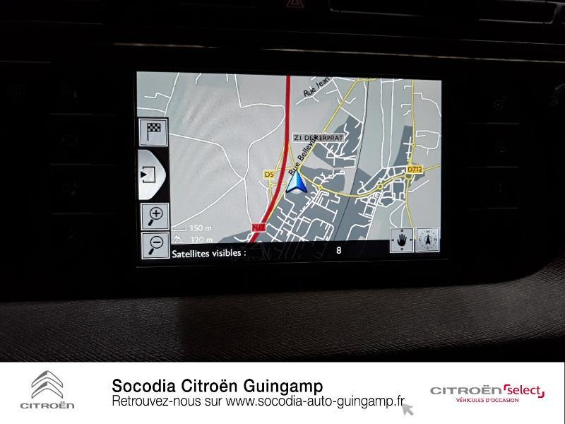 Photo 14 de l'offre de CITROEN C4 Picasso BlueHDi 120ch Intensive S&S à 13990€ chez Socodia - Citroën Guingamp