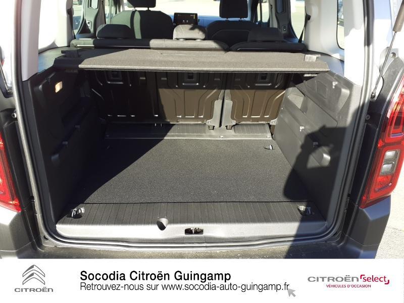Photo 6 de l'offre de CITROEN Berlingo M BlueHDi 130ch S&S Feel à 24400€ chez Socodia - Citroën Guingamp