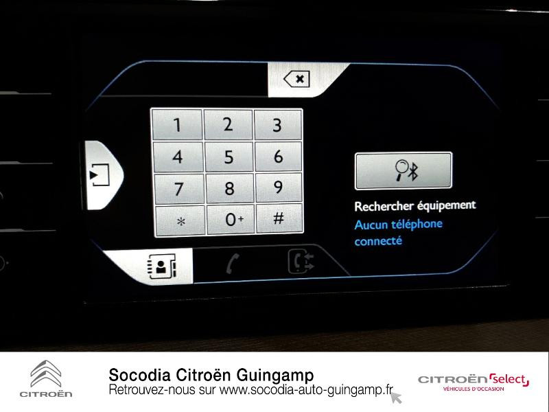 Photo 16 de l'offre de CITROEN C4 Picasso BlueHDi 120ch Intensive S&S à 13990€ chez Socodia - Citroën Guingamp
