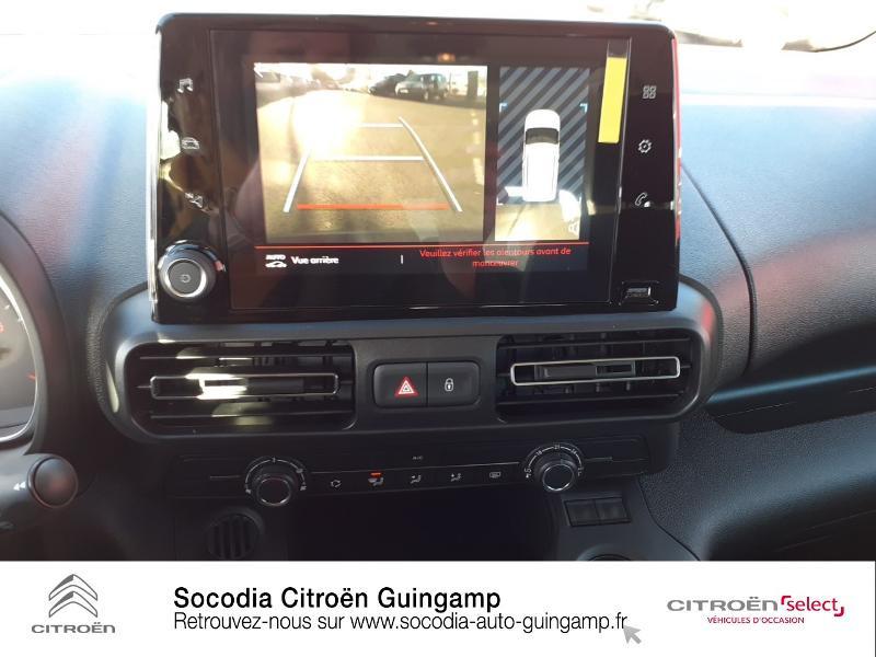Photo 14 de l'offre de CITROEN Berlingo M BlueHDi 130ch S&S Feel à 24400€ chez Socodia - Citroën Guingamp