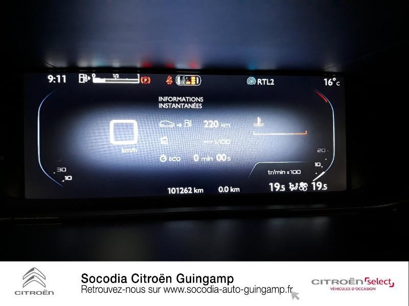 Photo 12 de l'offre de CITROEN C4 Picasso BlueHDi 120ch Intensive S&S à 13990€ chez Socodia - Citroën Guingamp