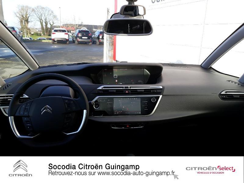 Photo 8 de l'offre de CITROEN Grand C4 SpaceTourer PureTech 130ch S&S Shine Pack EAT8 7cv à 29990€ chez Socodia - Citroën Guingamp