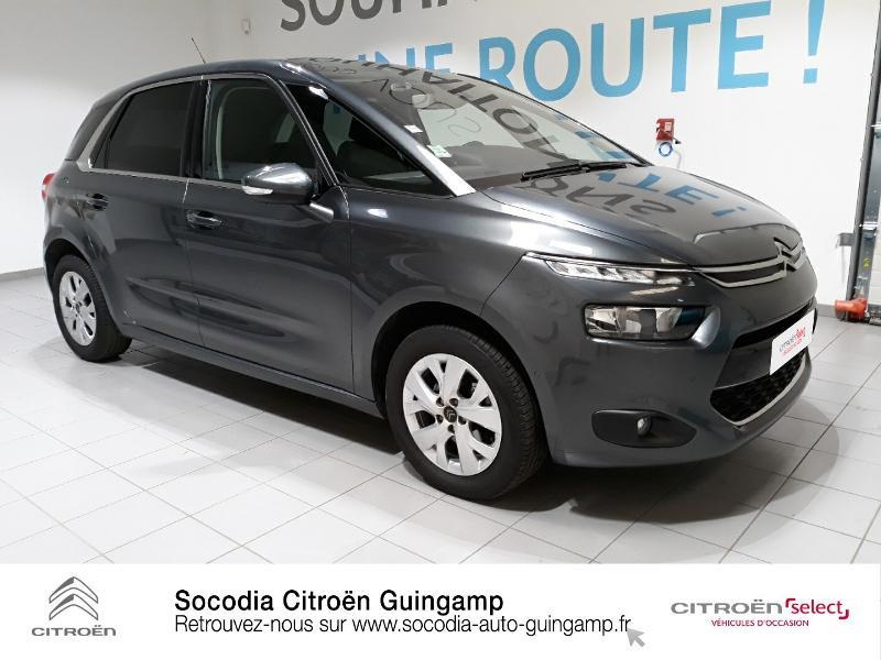 Photo 3 de l'offre de CITROEN C4 Picasso BlueHDi 120ch Intensive S&S à 13990€ chez Socodia - Citroën Guingamp