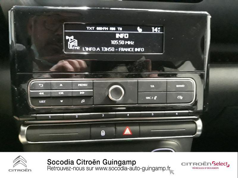 Photo 14 de l'offre de CITROEN C3 Aircross PureTech 110ch S&S Live à 16490€ chez Socodia - Citroën Guingamp