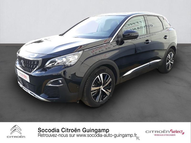 Peugeot 3008 1.5 BlueHDi 130ch E6.c Allure S&S EAT8 Diesel NOIR PERLA NERA Occasion à vendre