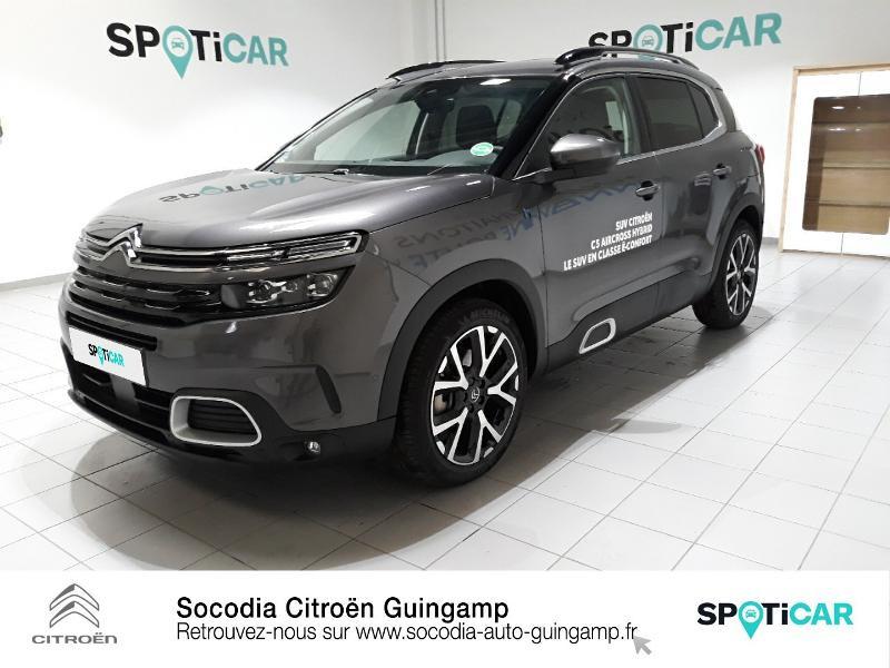 Photo 17 de l'offre de CITROEN C5 Aircross Hybrid 225ch Shine Pack e-EAT8 à 42500€ chez Socodia - Citroën Guingamp