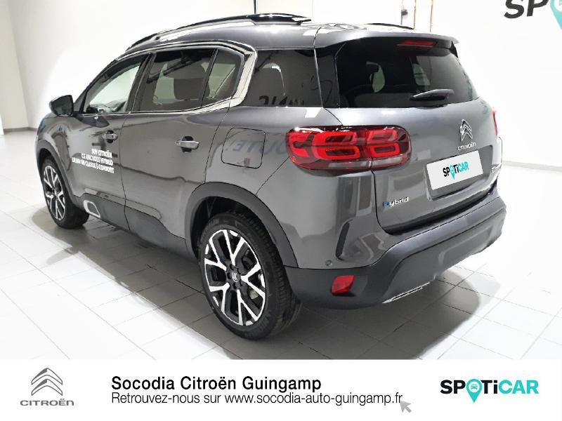 Photo 7 de l'offre de CITROEN C5 Aircross Hybrid 225ch Shine Pack e-EAT8 à 42500€ chez Socodia - Citroën Guingamp