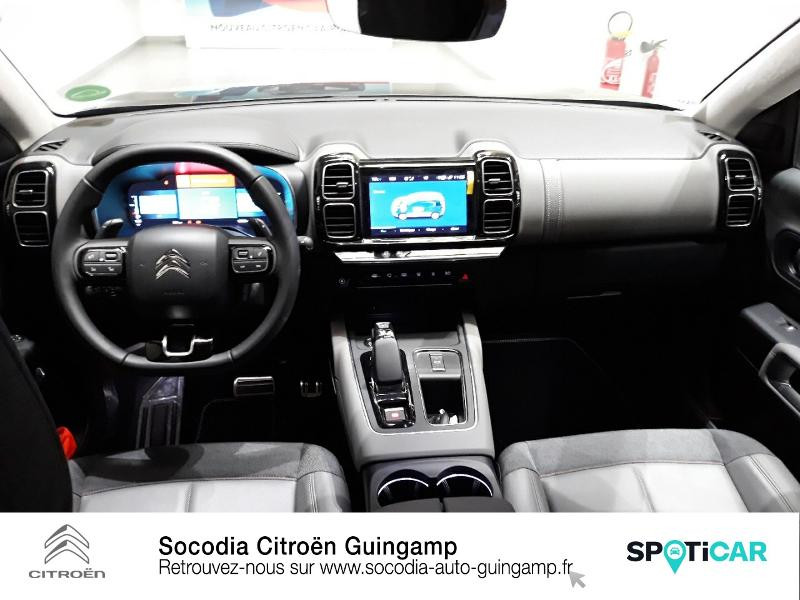 Photo 8 de l'offre de CITROEN C5 Aircross Hybrid 225ch Shine Pack e-EAT8 à 42500€ chez Socodia - Citroën Guingamp