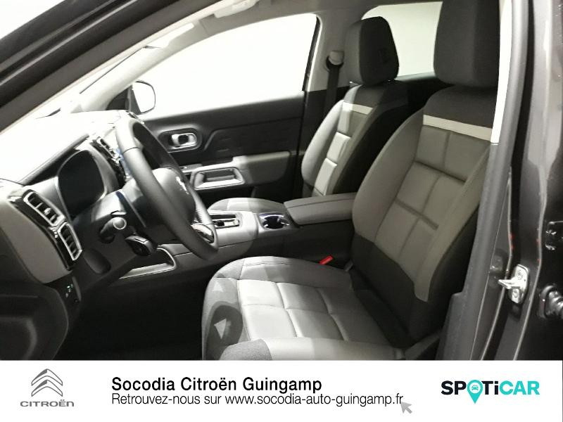 Photo 9 de l'offre de CITROEN C5 Aircross Hybrid 225ch Shine Pack e-EAT8 à 42500€ chez Socodia - Citroën Guingamp