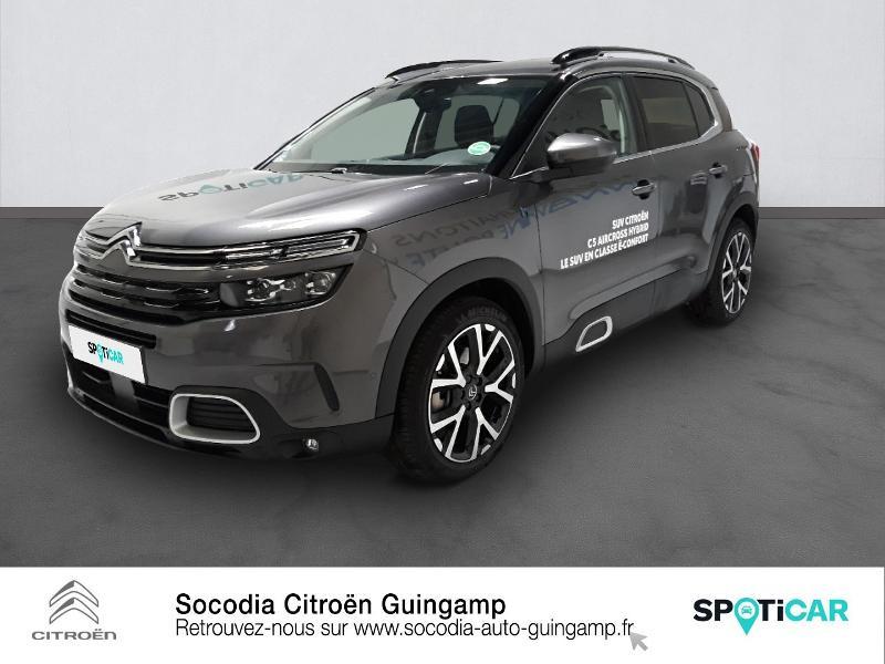 Photo 1 de l'offre de CITROEN C5 Aircross Hybrid 225ch Shine Pack e-EAT8 à 42500€ chez Socodia - Citroën Guingamp