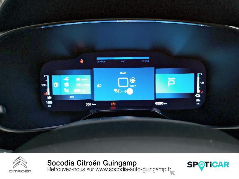 Photo 12 de l'offre de CITROEN C5 Aircross Hybrid 225ch Shine Pack e-EAT8 à 42500€ chez Socodia - Citroën Guingamp