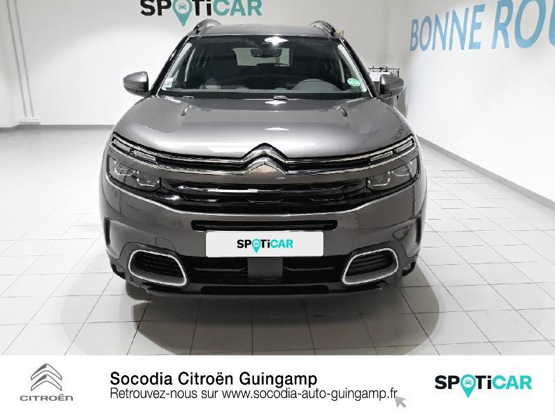 Photo 2 de l'offre de CITROEN C5 Aircross Hybrid 225ch Shine Pack e-EAT8 à 42500€ chez Socodia - Citroën Guingamp
