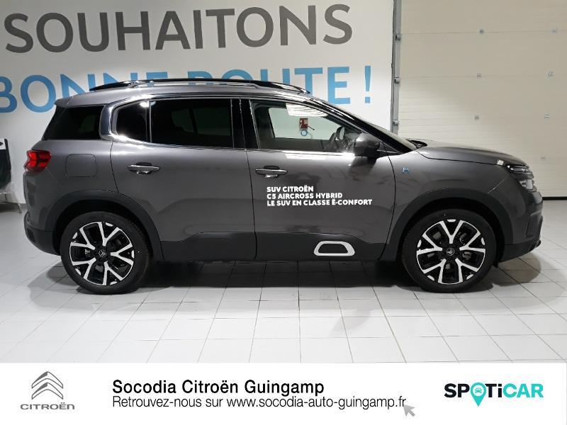 Photo 4 de l'offre de CITROEN C5 Aircross Hybrid 225ch Shine Pack e-EAT8 à 42500€ chez Socodia - Citroën Guingamp