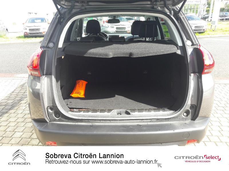 Photo 6 de l'offre de PEUGEOT 2008 1.2 PureTech 130ch E6.c Allure S&S à 16980€ chez Sobreva - Citroën Lannion