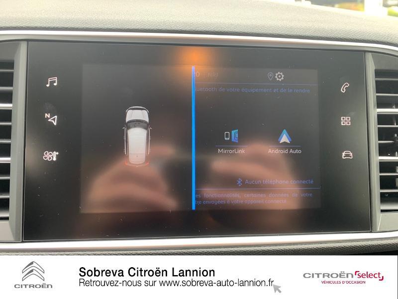 Photo 17 de l'offre de PEUGEOT 308 1.5 BlueHDi 130ch S&S Active à 20990€ chez Sobreva - Citroën Lannion