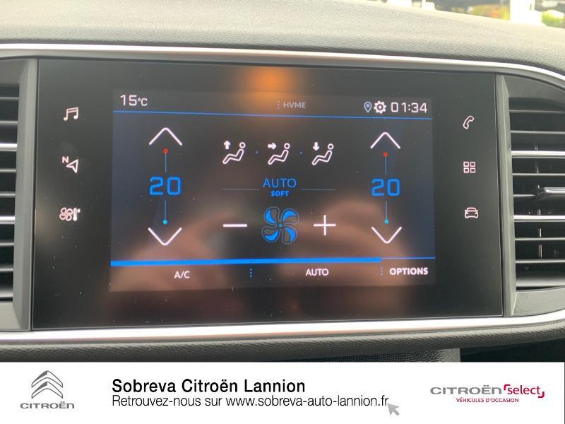 Photo 12 de l'offre de PEUGEOT 308 1.5 BlueHDi 130ch S&S Active à 20990€ chez Sobreva - Citroën Lannion