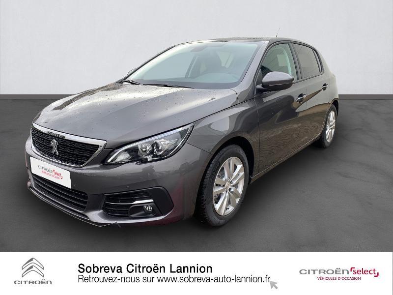 Photo 1 de l'offre de PEUGEOT 308 1.5 BlueHDi 130ch S&S Active à 20990€ chez Sobreva - Citroën Lannion