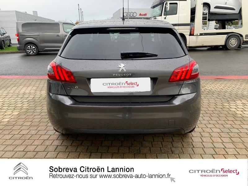 Photo 5 de l'offre de PEUGEOT 308 1.5 BlueHDi 130ch S&S Active à 20990€ chez Sobreva - Citroën Lannion