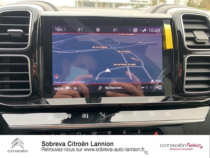 Photo 12 de l'offre de CITROEN C5 Aircross BlueHDi 180ch S&S C-Series EAT8 à 31990€ chez Sobreva - Citroën Lannion