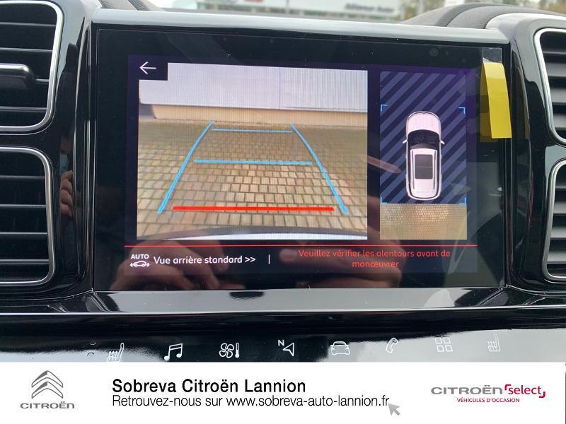 Photo 15 de l'offre de CITROEN C5 Aircross BlueHDi 180ch S&S C-Series EAT8 à 31990€ chez Sobreva - Citroën Lannion