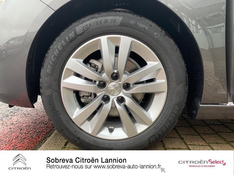 Photo 11 de l'offre de PEUGEOT 308 1.5 BlueHDi 130ch S&S Active à 20990€ chez Sobreva - Citroën Lannion