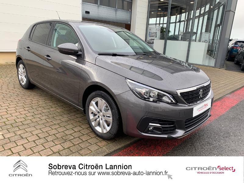 Photo 3 de l'offre de PEUGEOT 308 1.5 BlueHDi 130ch S&S Active à 20990€ chez Sobreva - Citroën Lannion