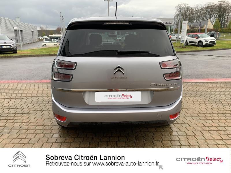 Photo 5 de l'offre de CITROEN Grand C4 SpaceTourer BlueHDi 130ch S&S Shine Pack EAT8 E6.d à 29900€ chez Sobreva - Citroën Lannion