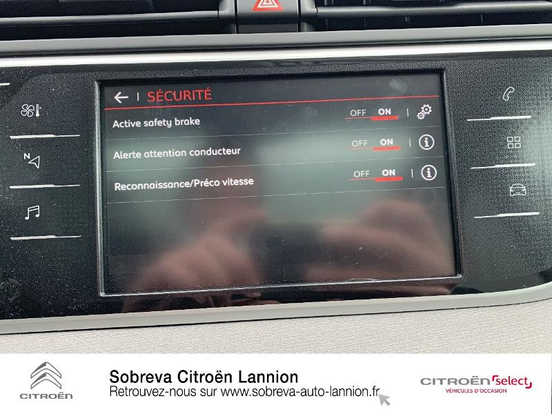 Photo 14 de l'offre de CITROEN Grand C4 SpaceTourer BlueHDi 130ch S&S Shine Pack EAT8 E6.d à 29900€ chez Sobreva - Citroën Lannion