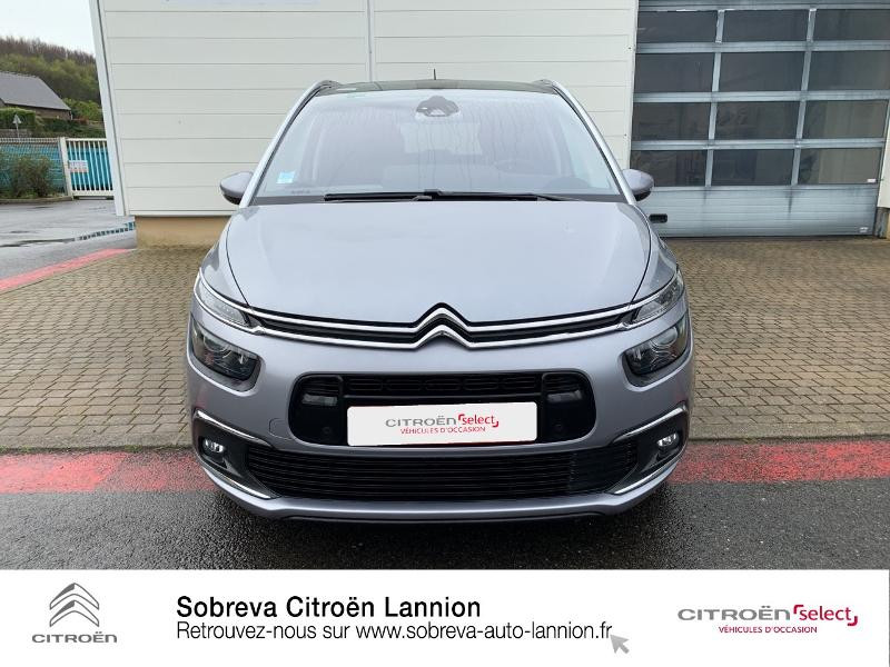 Photo 2 de l'offre de CITROEN Grand C4 SpaceTourer BlueHDi 130ch S&S Shine Pack EAT8 E6.d à 29900€ chez Sobreva - Citroën Lannion