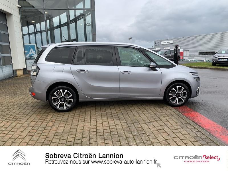 Photo 4 de l'offre de CITROEN Grand C4 SpaceTourer BlueHDi 130ch S&S Shine Pack EAT8 E6.d à 29900€ chez Sobreva - Citroën Lannion